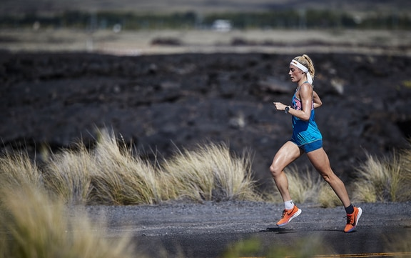 Lucy Charles Barclay is seen training before the IRONMAN World Championship in Kailua-Kona, Hawaii, United States on October 2, 2019. // James Mitchell / Red Bull Content Pool // SI201910110381 // Usage for editorial use only //