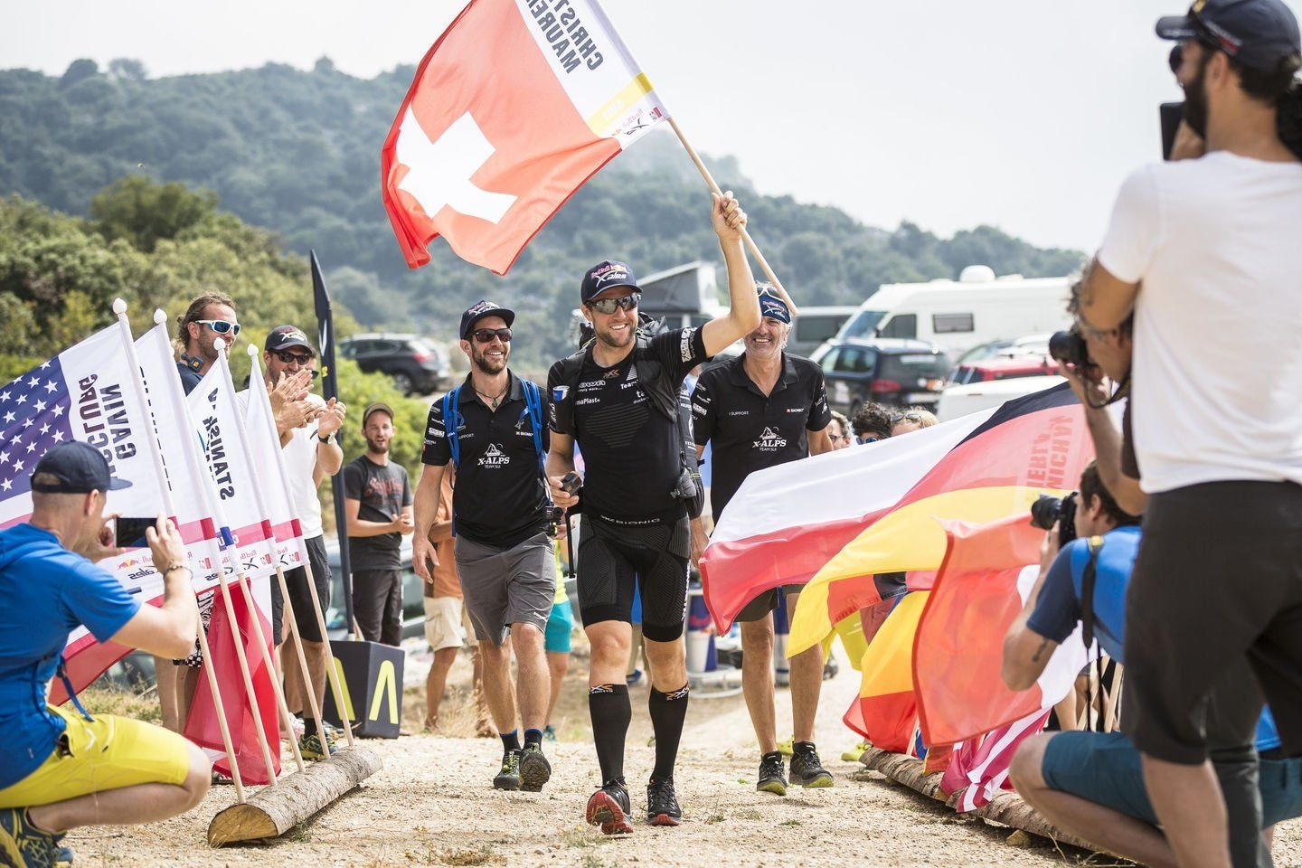 red bull xalps turnpoint13 peille