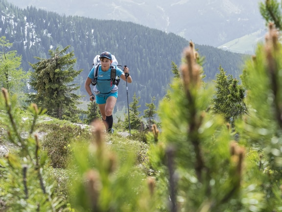 Kinga Masztalerz (NZL2) seen during the Red Bull X-Alps preparations in Wagrain, Austria on June 11, 2019 © zooom / Vitek Ludvik