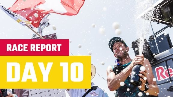 Race Report Day 10 Red Bull X Alps 2019
