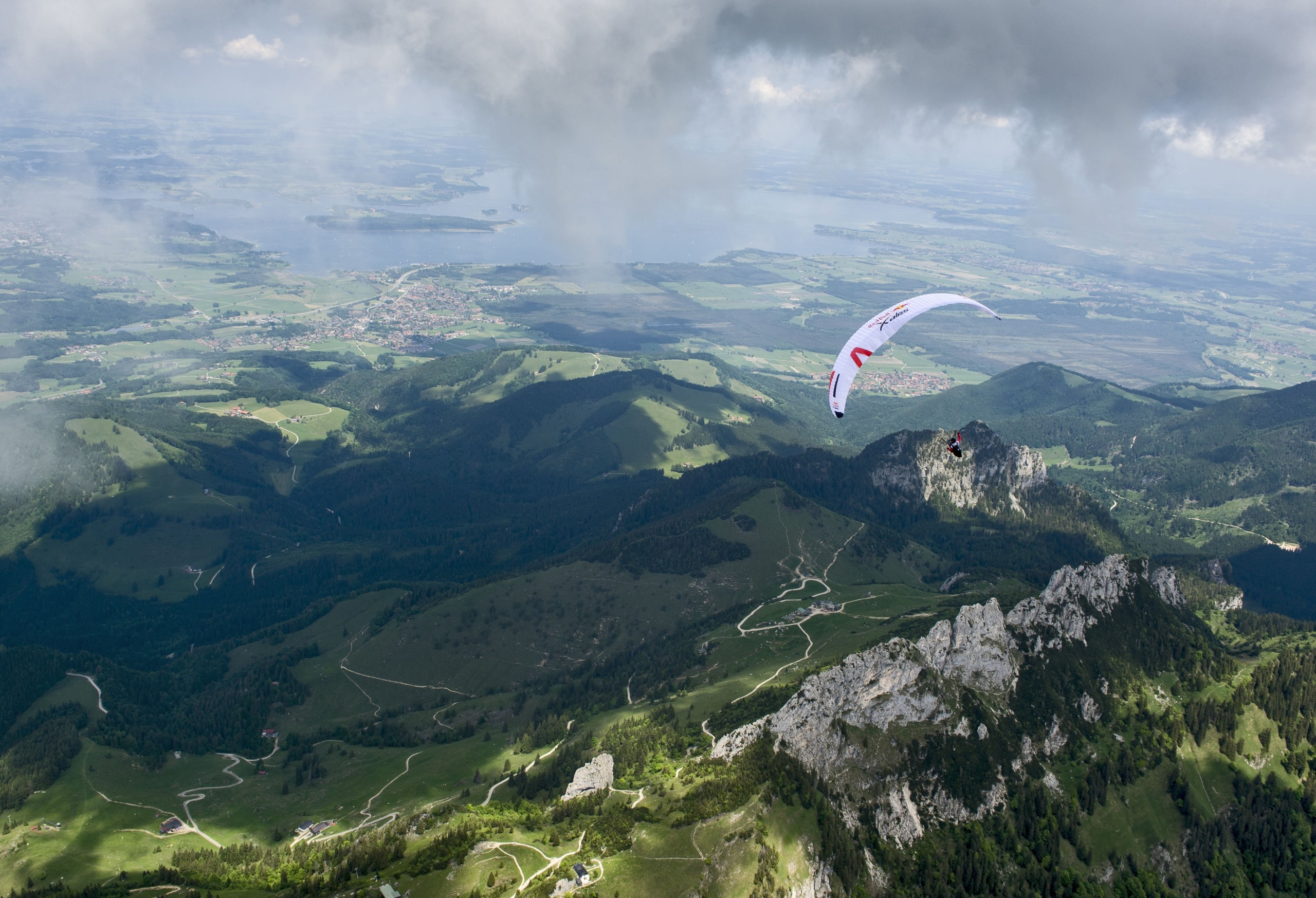 red bull xalps 2019 turnpoint3 aschau
