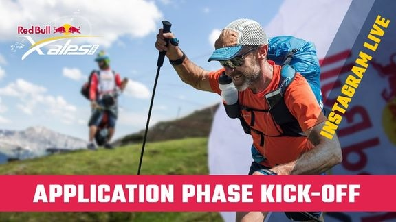 Red Bull X Alps 2021 Application Phase kick off with Gavin McClurg
