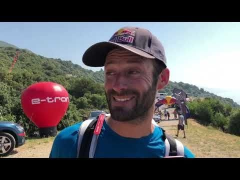 Facebook LIVE Day 12 Post race Interview with Tom de Dorlodot Red Bull X Alps 2019