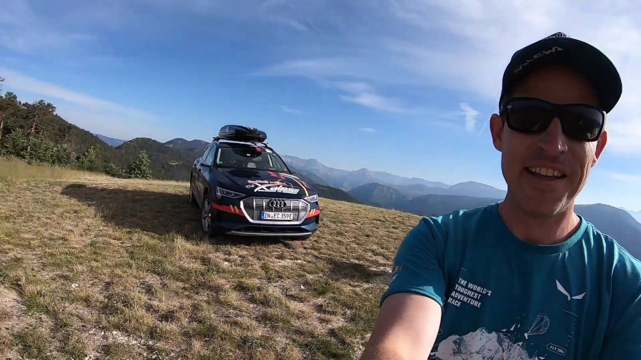 Facebook LIVE Day 8 Morning update from near Cheval Blanc Red Bull X Alps 2019