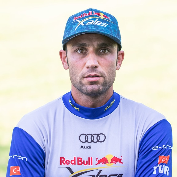 Baris Celik (TUR) seen during the Red Bull X-Alps preparations in Wagrain, Austria on June 12, 2019