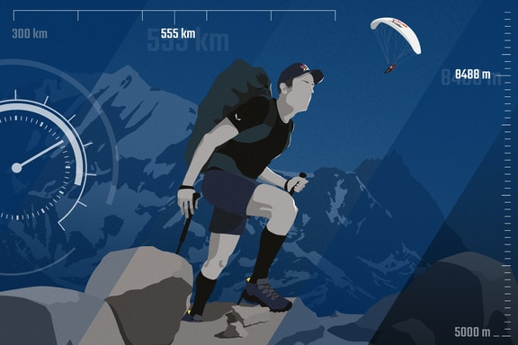 Red Bull X Alps ultimate athlete web header small