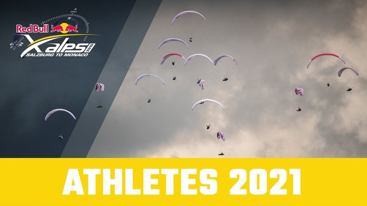 Red Bull X Alps 2021 Meet the Athletes