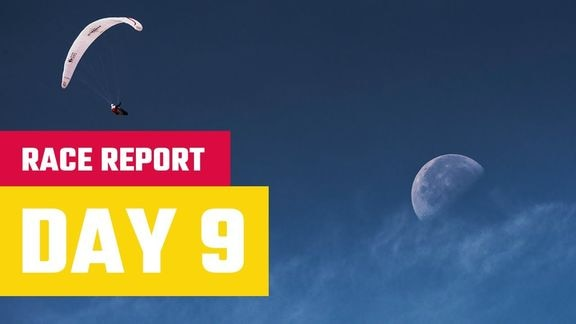 Race Report Day 9 Red Bull X Alps 2019