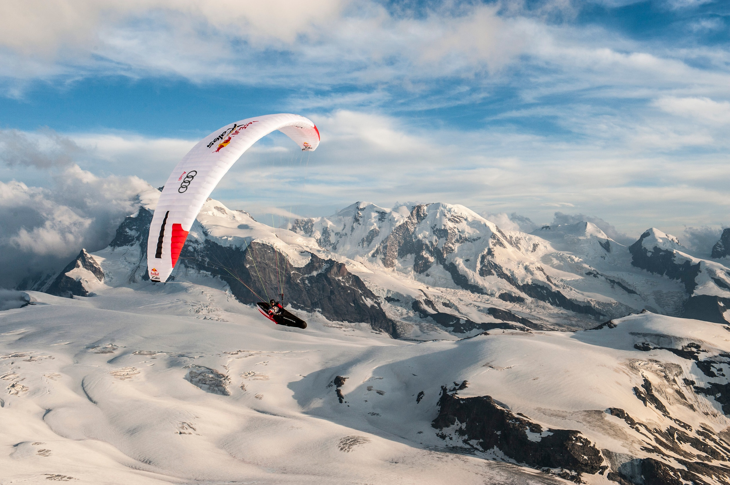 One week to go until Red Bull X-Alps 2019 with advanced 3D