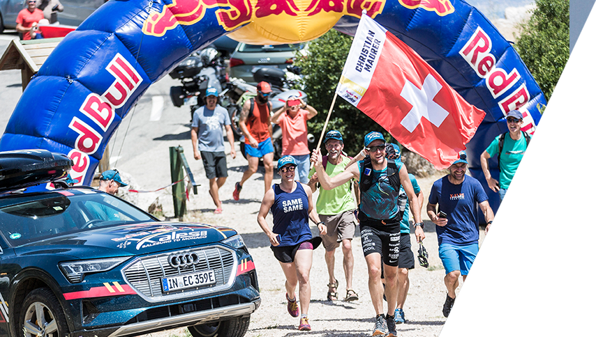 Red Bull X Alps history 2019 winner